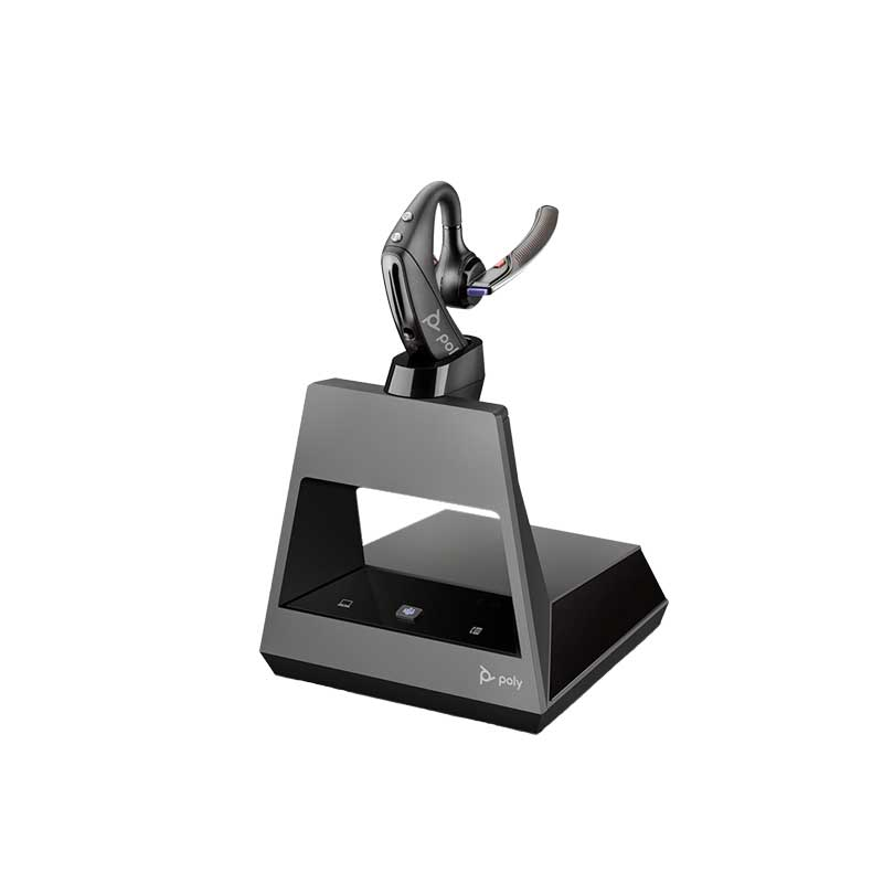 PLANTRONICS VOYAGER 5200 OFFICE, 2-WAY BASE